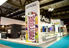#Stand of Leagel. Superior Quality for #Gelato