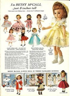 1958_SearsChristmas_Page439, Betsy McCall   by pippaandpom_Blythe