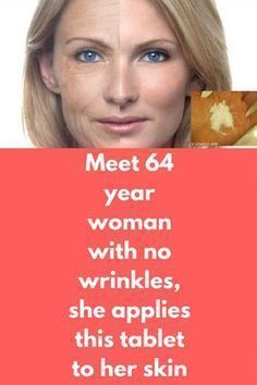 Meet 64 Year Woman With No Wrinkles, She Applies This Tablet To Her Skin. Can you expect someone 64 year old with no wrinkles, but yes it is true. This woman uses aspirin as her secret weapon. Beauty Care, Beauty Skin, Health And Beauty, Healthy Beauty, Beauty Secrets, Beauty Hacks, Beauty Tips, Beauty Quotes, Beauty Box