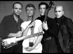 """""""I'd never been in a democracy, until I demanded one"""" David Bowie about Tin Machine- the democracy era- Tin Machine, David Bowie Born, Jean Genie, Bowie Starman, Aladdin Sane, The Thin White Duke, Major Tom, Ziggy Stardust, My Favorite Music"""