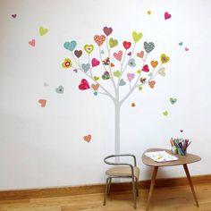 Árbol para decorar una pared