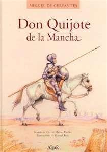 picture of Don Quijote de la Mancha the book