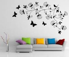 Wall Paintings Simple Living Room Paint Decor