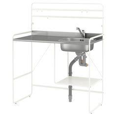 IKEA - SUNNERSTA, Mini-cuisine, La mini-cuisine indépendante SUNNERSTA permet de…