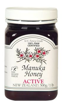 Manuka Honey Bio Active 5+, nature's perfection.  I have used this when i was found to be resistant to all pharmaceuticals and had a bladder infection that i could not get rid of.  But Manuka Honey worked for me in a very short time with 3 tsps a day.  I asked all the doctors i know about it and they affirmed that honey works, but they can't prescribe it.