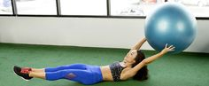 25 Ab-Toning Moves — No Crunches Required