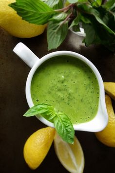 Basil Coconut Pesto (AIP) - Zesty Paleo