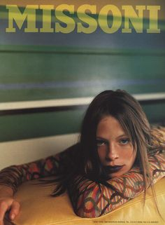 styleregistry: Missoni | Fall 1997