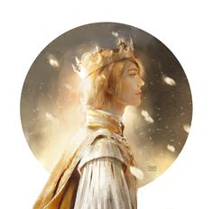 'Long live king Laurent of Vere! I thought I'd never draw a fanart for Captive Prince but here I am proved wrong yet another time;) So here it is our precious son in all his shining glory:) also see Damen Prints avaiable at But! Character Concept, Character Art, Concept Art, Final Fantasy Art, Dark Fantasy Art, Fanart, Book Characters, Fantasy Characters, Painting & Drawing