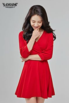 Song Ji Hyo for Lords Mobile