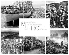 MEFRO - European Memories of Borders - EUROM European History, Photo Wall, Memories, Activities, Projects, Memoirs, Log Projects, Photograph, Souvenirs