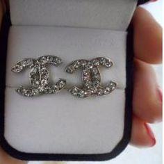Coco chanel earrings.