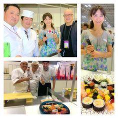 日本の伝統食お寿司は今や世界のSUSHIにでも海外では実は衛生面も味も満足いくものとはいえないナンチャッテ寿司屋さんがほとんどです外国人寿司職人の世界選手権ワールドすしカップはお寿司の調理における正しい知識と技術を普及するための大会なので選手が働くお店なら世界のどこであっても本物のお寿司が楽しめますよ主催者の皆さん選手の皆さん今年も本当におつかれさまでした . All the contestants of the World Sushi Cup are top professionals in their countries and once they become part of the competition they have a mission to improve the sushi culture back home by teaching aspiring sushi chefs about hygienic preparations and cooking skills.  I've seen so many fakey knock-off sushi…