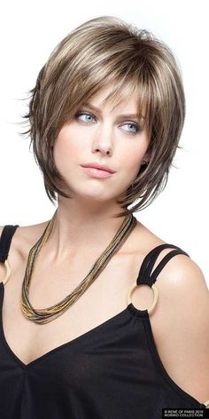 15 Medium Layered Bob With Bangs | Bob Hairstyles 2015 - Short Hairstyles for Women