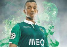 Sporting Clube de Portugal 2014/15 Macron UEFA Champions League Away Kit