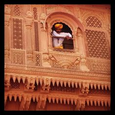 The Pink City- Jaipur, India