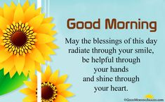 Good Morning Blessings Images Quotes for best wishes ever. Hearlty blessings to your loved ones, family members, kids. A blessing can change whole day in positive way. Blessed Morning Quotes, Good Sunday Morning, Good Morning Quotes For Him, Good Morning Texts, Good Morning Inspirational Quotes, Blessed Quotes, Morning Blessings, Good Morning Messages, Good Morning Greetings