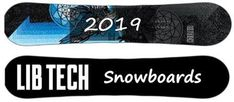 2019 Lib Tech Snowboards Overview