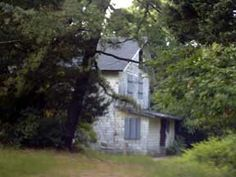 The Chandler Estate - Suffolk County, N.Y. - Marilyn Monroe lived there, but its not just her ghost that lingers in this ruin, which looks like its from The Blair Witch Project. Devil worshippers congregate in the ruins to contact a particularly evil character nicknamed Whacker, and thats probably creepy enough.