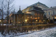 Kappeli, Helsinki Luxembourg, Helsinki, Austria, Belgium, Switzerland, Northern Lights, Restaurants, Germany, Houses