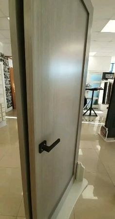 Our Deanta and Doras grey doors, choose from Light Grey Ash and Daiken Grey doors. All our doors come in a clear and frosted glass options.
