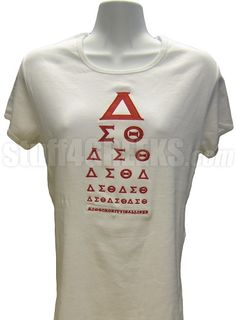 Price: $39.00  White shirt with appliqu' embroidered design and stitched letters.