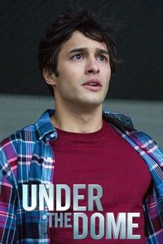 Junior....FROM UNDER THE FREAKING DOME!!!! HE LOOKS LIKE PERCY!!!(at least in one of the fan arts....)