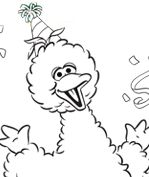 Sesame Street Coloring Pages, Games, and Activities - Parenting.com