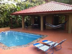 Ocean View, Private Pool, Gated Community, Peaceful Tropical SettingVacation Rental in Dominical from @HomeAway! #vacation #rental #travel #homeaway