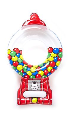 Gift Boutique Giant Gumball Machine Pool Float | SHOPBOP