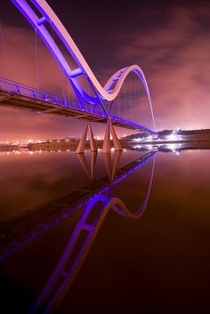 Infinity Bridge England