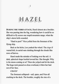 FIRST PAGE OF HOUSE OF HADES! IS THIS REAL!?!?!?!?!?!?!?!?!?  I think it is!  I have read Rick Riordan's work so much that I think I can identify his work, and I think it is his.