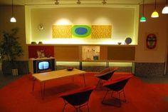 Light Home Decor Ideas Retro
