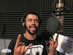 Grabando esta tarde en @showtimeestudio con @rap.blar.91 desde Reus.  [Contacta conmigo para grabar mezclar y masterizar tu single o proyecto underground o profesional a través de http://ift.tt/1OqKLY7 o en www.BigHozone.com]. #blar #reus #showtimeestudio #grabacion #mezcla #masterización #mastering #rap #hiphop #rapespañol #hiphopespañol #musicaurbana #urbanmusic #musica #urbana #urban #music #bighozone #estudio #malaga #cubase