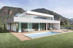 AECCafe.com - ArchShowcase - M2 House in Bozen (BZ), Italy by monovolume architecture+design