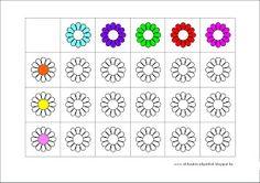 Visual Perceptual Activities, Brain Teasers For Kids, Indoor Games For Kids, Toddler Art, Preschool Worksheets, Mathematics, Homeschool, Holiday Decor, Spring