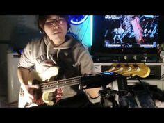 元格闘ゲーマーKOF97が好きすぎてバトル音楽をベースで弾いてみた!