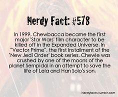Chewbacca Trivia