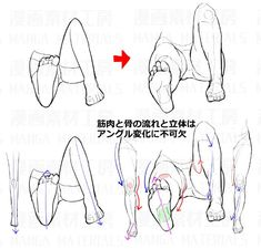 Manga Drawing Tips I'm really bad at working with proportions and different angles lol - Drawing Legs, Body Drawing, Manga Drawing, Figure Drawing, Anatomy Sketches, Anatomy Art, Anatomy Drawing, Art Sketches, Drawing Reference Poses