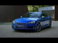 Audi A5 and S5 Sportback Trailer