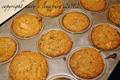 Passionate Perseverance: improv challenge ~ zucchini + brown sugar = good morning muffins...