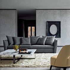#Flexform MOOD VALERY #sofa #design John Hutton Via ✨ @padgram ✨(