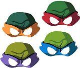 Find all the teenage mutant ninja turtle party supplies and ideas for an awesome birthday party. If they're a fan of Raphael, Michealangelo, Donatello, Leonardo, a TMNT party would be the best way to celebrate their birthday. Turtle Birthday Parties, Ninja Turtle Birthday, Birthday Ideas, Birthday Stuff, 5th Birthday, Ninja Turtle Party Supplies, Ninja Party, Ninja Turtle Mask, Teenage Mutant Ninja Turtles