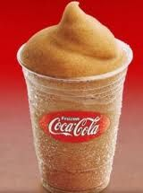 Coke Icee Frozen Coca Cola- the best drink in the world <3