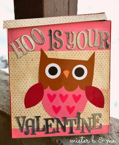 Valentine boxes made from cereal boxes diy: super easy/cheap Valentine Boxes For School, Valentine Day Crafts, Love Valentines, Valentine Ideas, Crafts For Teens, Diy And Crafts, Kid Crafts, Diy Valentine's Box, Valentine's Day