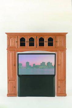 Saratoga TV Cabinet