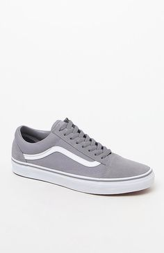 e027fc1054d Hooked on Suede   Canvas Old Skool Shoes that I found on the PacSun App Vans