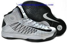 buy online 9aa3e 4a909 Nike Lunar Hyperdunk 2012 Wolf Grey Black Silver 524934 002