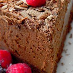 Gâteau-mousse-au-chocolat