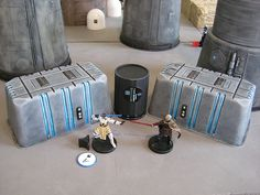 Cheap & Cheerful Star Wars/Sci-Fi Gaming Terrain - Page7